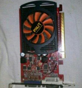 Видеокарта Palit GT 220 512M DDR2 128 B