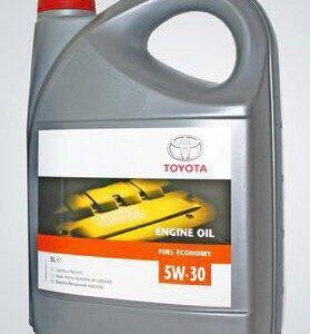 Масло Toyota 5W30