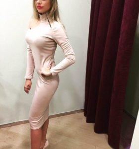Очень красивое новое платье