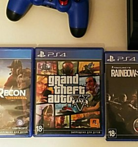Продам игры PS4