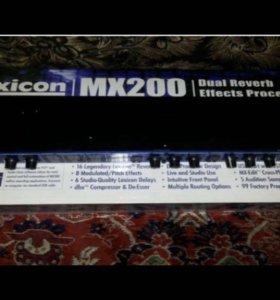 Lexicon MX200 - процессор эффектов