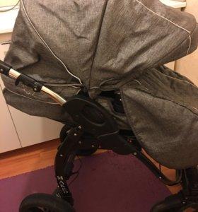 """Детская коляска,""""Maked""""3в1"""