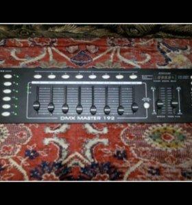 Involight DL 100 DMX master 192