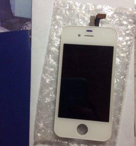 Дисплей на айфон 4s