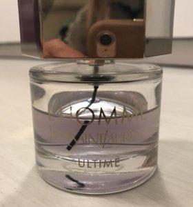 Парфюмерная вода Yves Saint Laurent L'homme Ultime