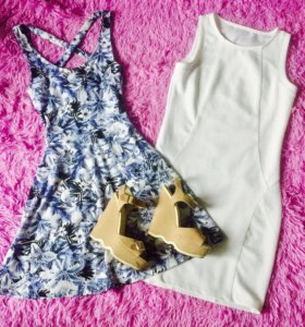 Платье hm Zara