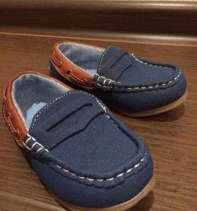 Туфли новые mothercare