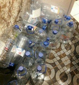 СРОЧНО!!! 29 бутылей для воды.