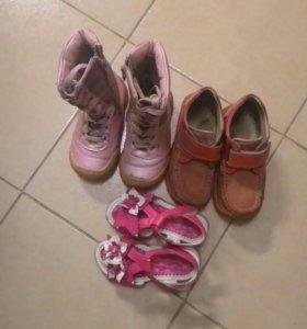 Обувь Детская Б/У !!!