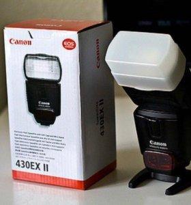 Фотовспышка canon 430ex ||