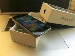 Iphone 5s 32gb space gray.