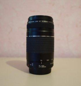 Объектив Canon EF 75-300mm f/4-5.6 II