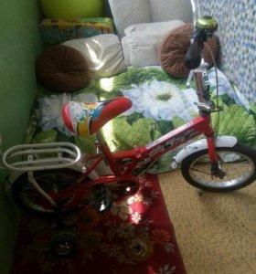 Велосипед для ребенка до 5 лет