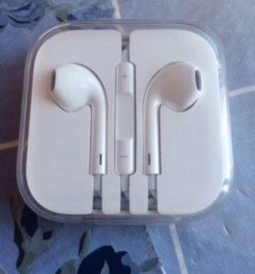 Наушники Apple EarPods от Iphone 5