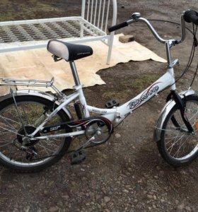 Складной велосипед Форвард