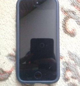 Продам IPHONE 5s на 16