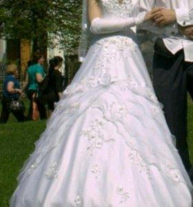 Свадебное платье + подарки
