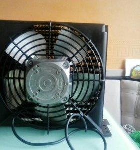 Конденсатор для холодильного агрегата
