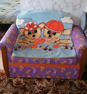 Мини диван малютка
