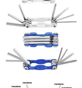 Многофункциональный инструмент для велосипеда
