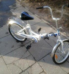 Велосипед дорожный складной Стелс 410