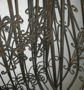 Решетки фигурные на окна,балконы,лоджии.