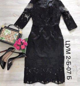 Вечернее платье (новое) с бирками
