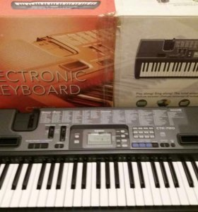 Синтезатор СТК-720