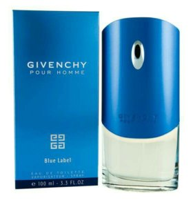 GIVENCHY BLUE LABEL 100ml.