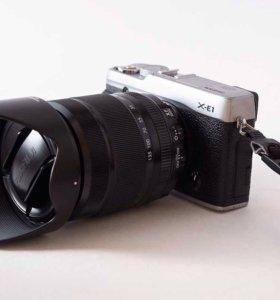 Продаю Fujifilm X-E1 body