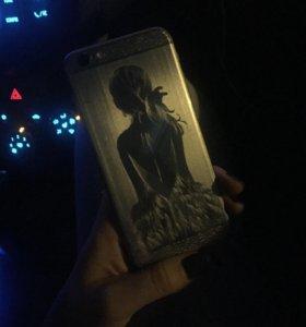 Продам айфон 6s 64gb черный