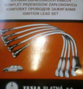 TESLA комплект проводов зажыгания