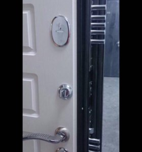 Двери входные,стальные с магнитными уплотнителями