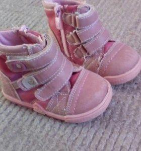 Ботинки, кросовки для детей