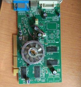 Видеокарта ATI Radeon 9550