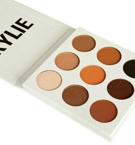"Тени для век Kylie ""Kyshadow The Bronze Palette"" 4"