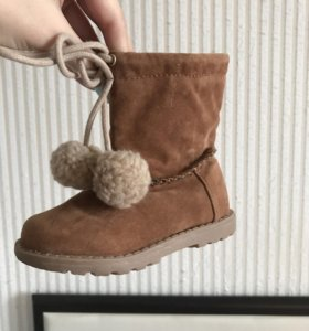 Ботинки детские 22 размера