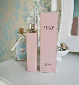 Женский парфюм boss Ma vie