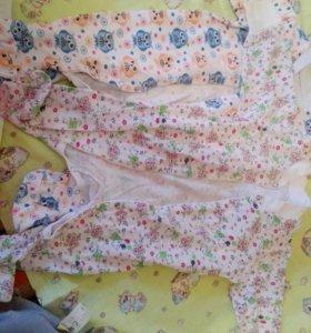Детская одежда 62-68