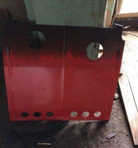 защита двигателя на ваз 2110