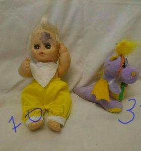 Кукла и дракон
