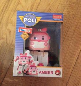 Poli Robokar (Amber)