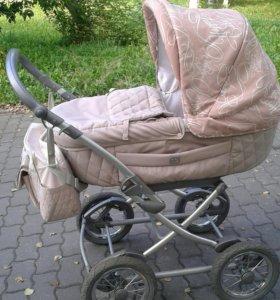Коляска-люлька happy baby