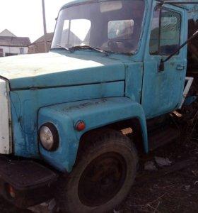 Газ-53,саз 3307 карбюраторный