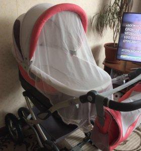 Детская коляска Geoby C706 Baby