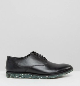 Asos кожаные ботинки из Англии