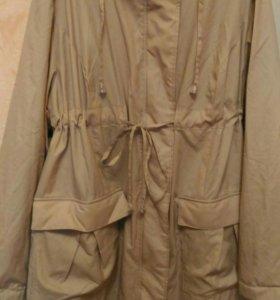 Плащ-куртка для беременных