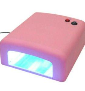 Новая UV лампа мощная 36 ватт цена атас!!!
