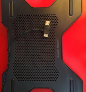 Подставка-вентилятор для ноутбука