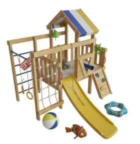 Детская кровать-чердак для дома и улицы Мечта хит